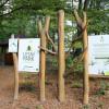 Vstup do Lesního parku