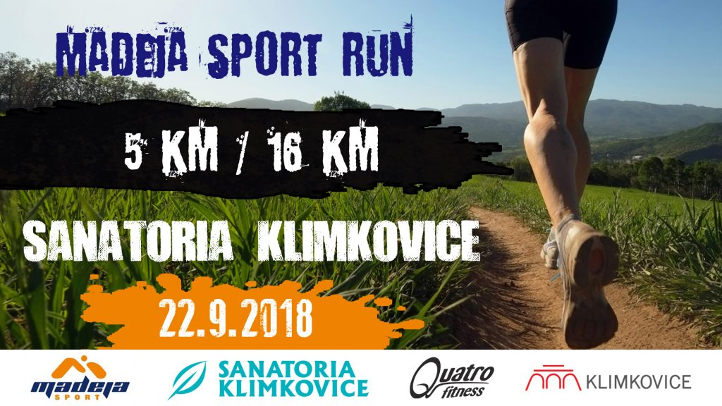 Madeja sport run Sanatoria Klimkovice